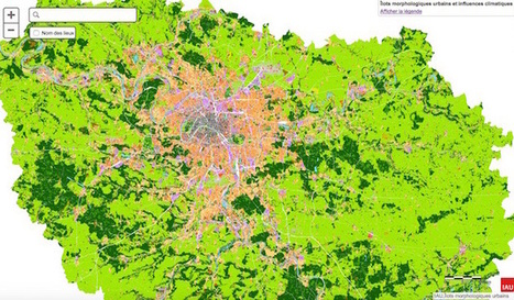 """""""Sans verdure, la ville suffoque"""" - Enlarge your Paris   ville et jardin   Scoop.it"""