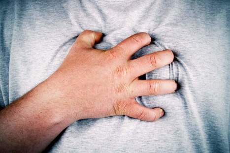 This Makes Your Heart Attack Risk 8 Times Higher | Private Medical and Travel Insurance | Scoop.it