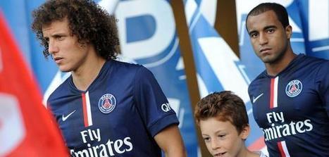 David Luiz et Lucas en route vers la Liga ? - Sport365.fr | Selecao.FR | Scoop.it