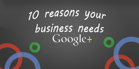 10 reasons you need Google+ for your business | Social Media Useful Info | Scoop.it