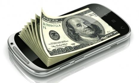 Quel futur pour le mobile comme moyen de paiement en France ? | Mobile & Magasins | Scoop.it