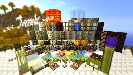 SummerFields Texture Pack for Minecraft 1.6.2 | minecraft texture pack 1.6.2 | Scoop.it
