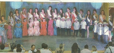 "Machala celebrates Banana ""Mini-Queen"" Festival for a good cause - One More Option in Ecuador - Discover the NGOs - ADESPORO 