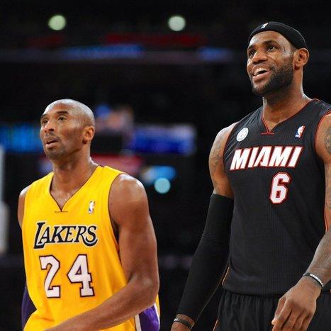 LBJ, Kobe Tops in Endorsement Money | Management | Scoop.it