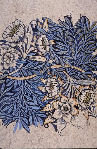 Collectif Textile : hommage à William Morris   LIZYBIZ TEXTILE PRINTS   Scoop.it