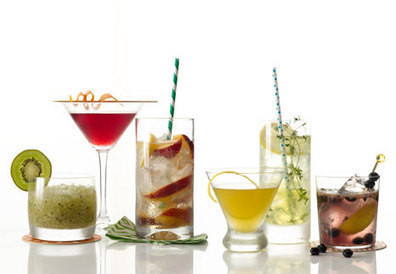 Eat Your Way to Better Health - Healthy Cocktails | Pull a Cork! | Scoop.it