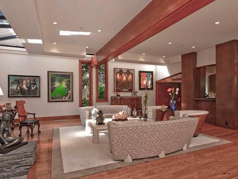 Villa de luxe à Beverly Hills   Immobilier de prestige   Scoop.it
