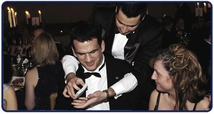 The Sleight Of Hand Is Quicker Than the Eye | How to Get Best Close Up Magician For a Wedding London | Scoop.it