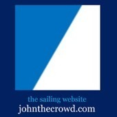 JohnTheCrowd | sailing news | johnthecrowd.com: Extreme Reaching Laser Sailing Breaks Mast (video) | Sailing articles for IBRSC | Scoop.it