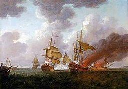 20 novembre 1759 Bataille des Cardinaux | Racines de l'Art | Scoop.it
