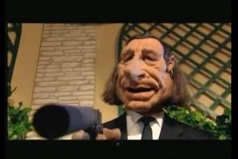 Les Inrocks - Neuf sketchs cultes des Guignols | Remue-méninges FLE | Scoop.it