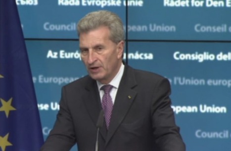 Oettinger urges Council to move fast on audiovisual reform | Media Law | Scoop.it
