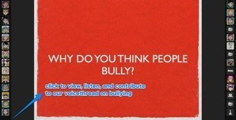 Please Contribute to our Voicethread: Thoughts on Bullying | Education Technologies and Emerging Media | Scoop.it