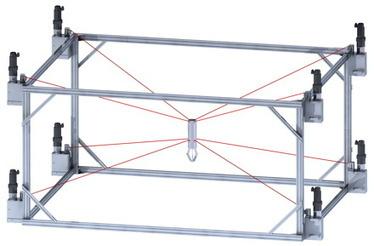 2014/04/02> BE Allemagne653> Un robot sur câble pour l'intralogistique | Technologies | Scoop.it