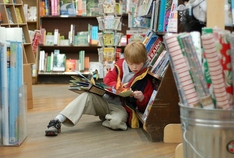 How to Trick Your Kids Into Reading All Summer Long | Reading Matters | Scoop.it