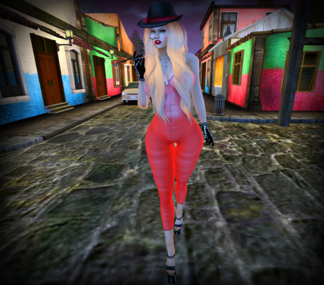 Fashion for the Dark Side: Foreign Nights | Finding SL Freebies | Scoop.it