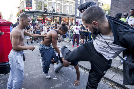 Police demand urgent rethink over Notting Hill Carnival as eight officers are sent to hospital and 40 injured | Police Problems and Policy | Scoop.it