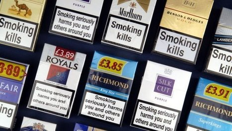 Ukraine: Total Tobacco Advertising Ban is Needed | I love cigarettes | Scoop.it
