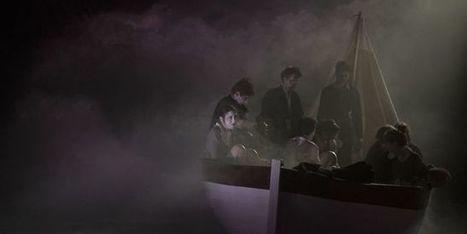 Avignon : Thomas Jolly embarque de jeunes acteurs sur «Le radeau de la méduse» | Revue de presse théâtre | Scoop.it