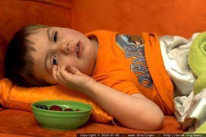 Les Français gèrent mal la fièvre de leur enfant | actu maman, enfant, grossesse | Scoop.it