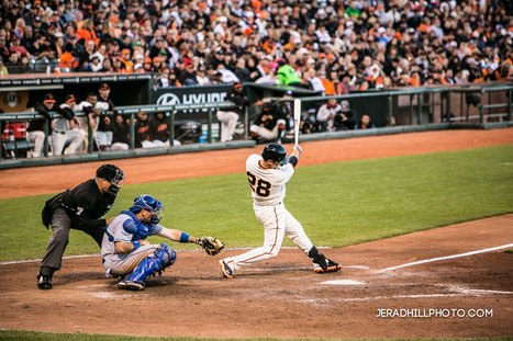 Sports Photography – San Francisco Giants vs Los Angeles Dodgers | Sports Photography | Scoop.it