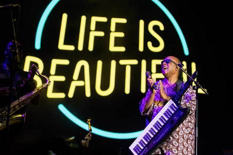 Life is Beautiful Life is Beautiful - September 23-25, 2016 | Heart is a Lock, Music is the Key | Scoop.it