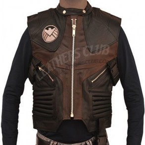 The Avengers Hawkeye Leather Costume | The most wanted apparel leather jacket is on your way | Scoop.it