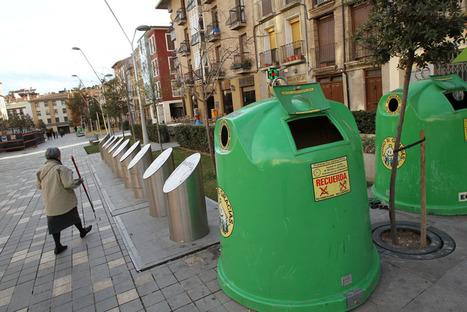 Los navarros reciclan 15.684 toneladas de vidrio en 2012 | VIDRIO | Scoop.it