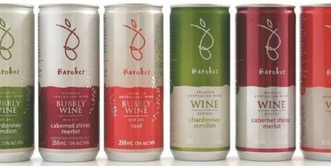 Cacolac se diversifie dans le vin en canettes | Du vin en canette? | Scoop.it