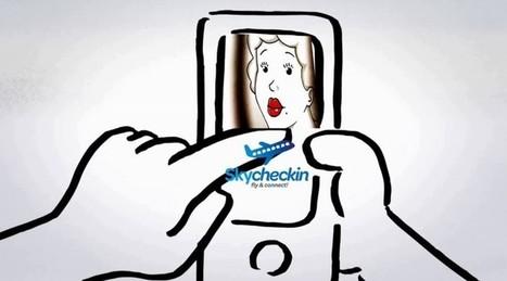 Skycheckin : le réseau social des voyageurs | Réseaux sociaux et Curation | Scoop.it