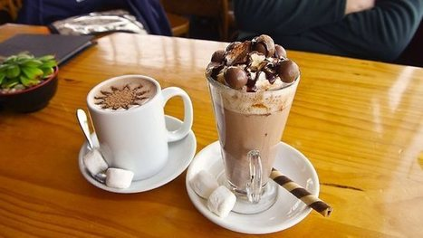 Two cups of hot chocolate boosts brain blood flow, memory in elderly   Just Chocolate!!!   Scoop.it