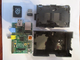 Bits and Pieces: A Piece of Raspberry Pi | Raspberry Pi | Scoop.it
