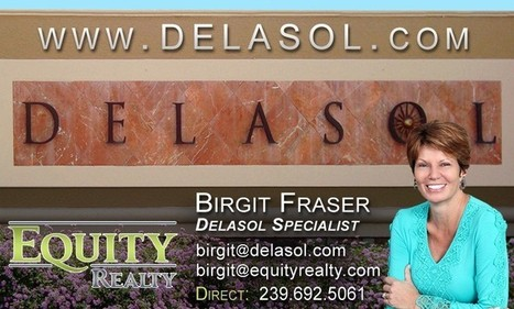 Delasol quickly becoming the most sought after locations for a home in Naples, FL   sitepronews371   Scoop.it