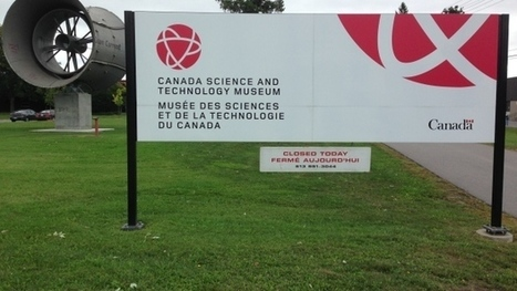 Mould closes Canada Science and Technology Museum until 2015 - CBC.ca | CLOVER ENTERPRISES ''THE ENTERTAINMENT OF CHOICE'' | Scoop.it