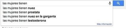 Las mujeres y google | Spain | Scoop.it