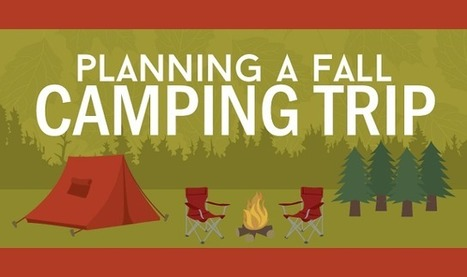 Tips for a Fall Camping Trip #Infographic | Social Loyal Travel Tourism Revolution! | Scoop.it