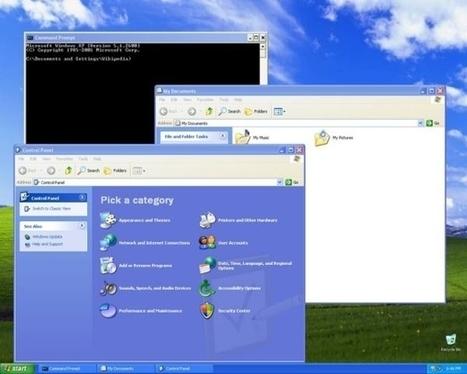 L'évolution de Windows depuis la première version en images | Mon Community Management | Scoop.it