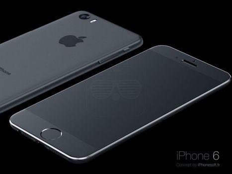 El iPhone 6 llegaría con tecnología NFC | Social Geek | MSI | Scoop.it