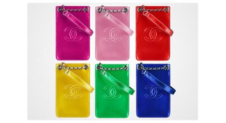 Les pochettes d'iPhone Chanel | Maison Chanel | Scoop.it