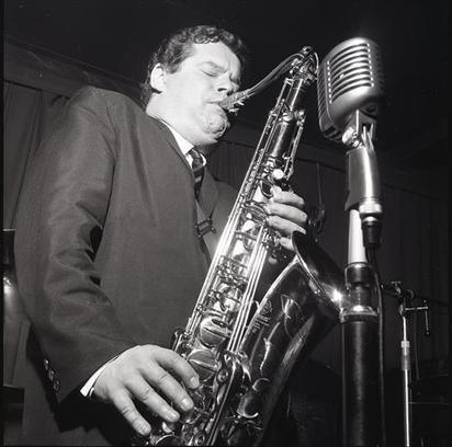Tubby Hayes in 1964 and '65 | Jazz Plus | Scoop.it