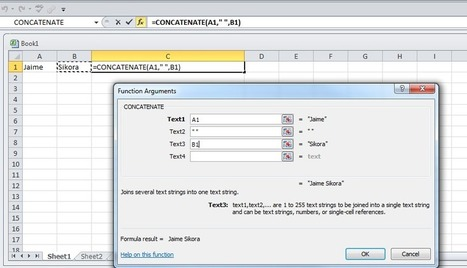 Excel Tips & Tricks – The Third Installment | PPC Associates Blog | Excel For SEO | Scoop.it