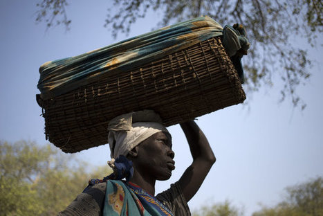 Women In South Sudan Are Strong, Powerful And Resilient | Refugees and Displaced Peoples | Scoop.it