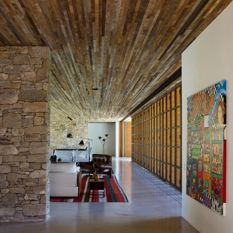 Traditional Architecture Of An Ecological House In Brazil | scatol8® | Scoop.it