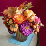 Centerpiece and Tabletop Decoration Ideas for Fall | MrzMKDiva | Scoop.it