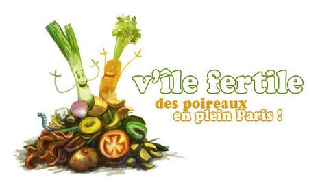 V'ile Fertile : une ferme Urbaine à Paris | Agriculture Urbaine | Scoop.it