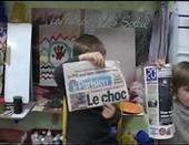 RESSOURCES VIDEO : presse - francetv éducation | Ressources pédagogiques : Education aux médias- Lycée Marie Curie | Scoop.it