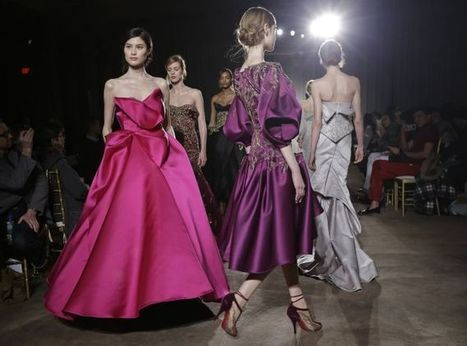 Nedelja mode u Njujorku - Veličanstvene haljine za holivudske dive (FOTO) | Pratimo nedelje mode - Fashion Week | Scoop.it