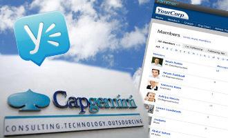 Capgemini reveals its Yammer journey   Internal Social Media   Scoop.it