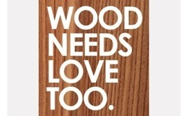 Wood Cleaner Advocates Forest Preservation Via Pinterest | Pinterest | Scoop.it