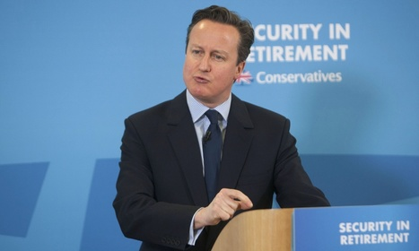 Universal pensioner benefits will be protected under Tories, says Cameron | ESRC press coverage | Scoop.it